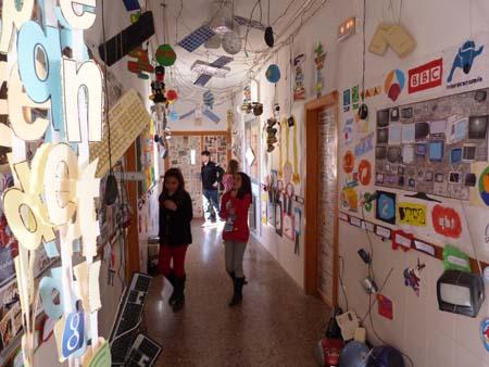 El arte contemporáneo como experiencia pedagógica en Primaria 2