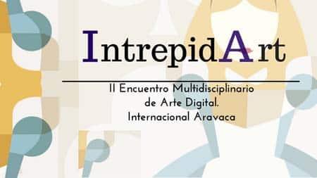 IntrepidART logotipo