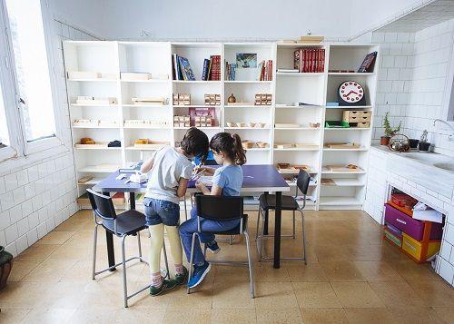 claves del método Montessori