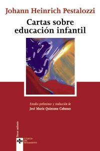 Cartas sobre educación infantil - libros clásicos sobre educación