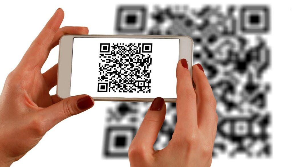 usar códigos QR en educación móvil