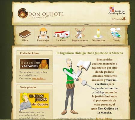 15 recursos para conocer la vida y obra de Miguel de Cervantes 13
