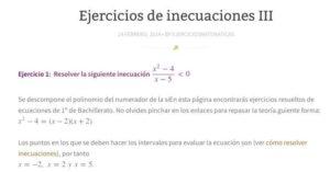 Recursos para aprender y repasar Matemáticas en Bachillerato 17