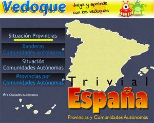 5 recursos para aprender y repasar la geografía de España en Primaria 3