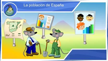 5 recursos para aprender y repasar la geografía de España en Primaria 4