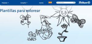 Webs para descargar plantillas para colorear en Infantil y Primaria 3