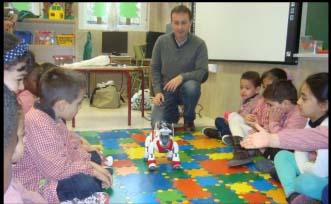 Proyecto: Yo, Robot