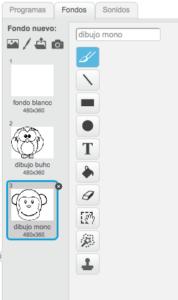 El Proyecto Scratch de los Viernes (XXVI): un programa para colorear y pintar 1