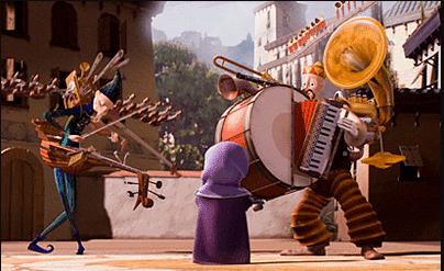 el hombre orquesta - Cortometrajes para fomentar el trabajo en equipo