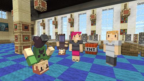 Talleres y consejos para aprender a jugar con Minecraft dirigidos a profesores y padres 1
