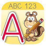 ABC Caligrafía