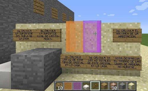 Crear mapas en Minecraft, una actividad multidisciplinar 2