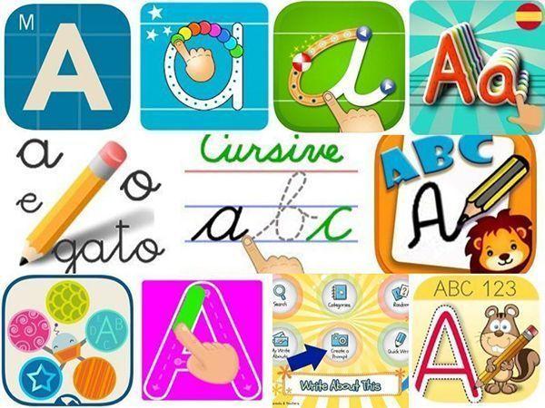 apps para mejorar la caligrafía