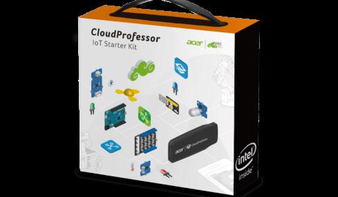Aprendiendo a programar con Acer CloudProfessor 3