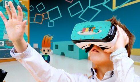 'El Gran Reto', una actividad para repasar lo aprendido durante el curso a través de la realidad virtual 1
