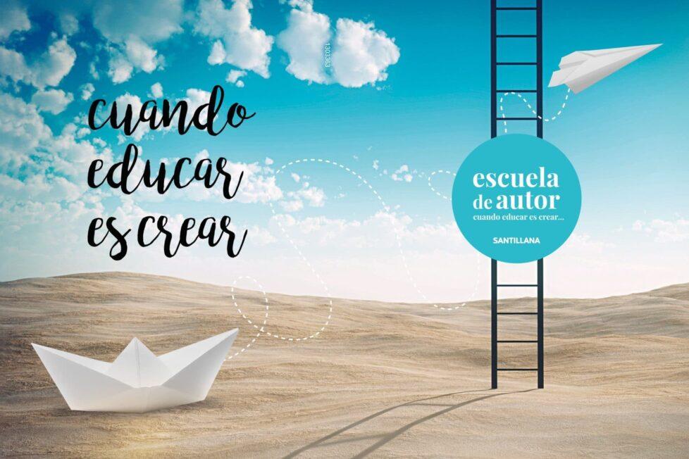 'Escuela de Autor', los materiales de innovación metodológica de Santillana para crear contenido curricular propio 8
