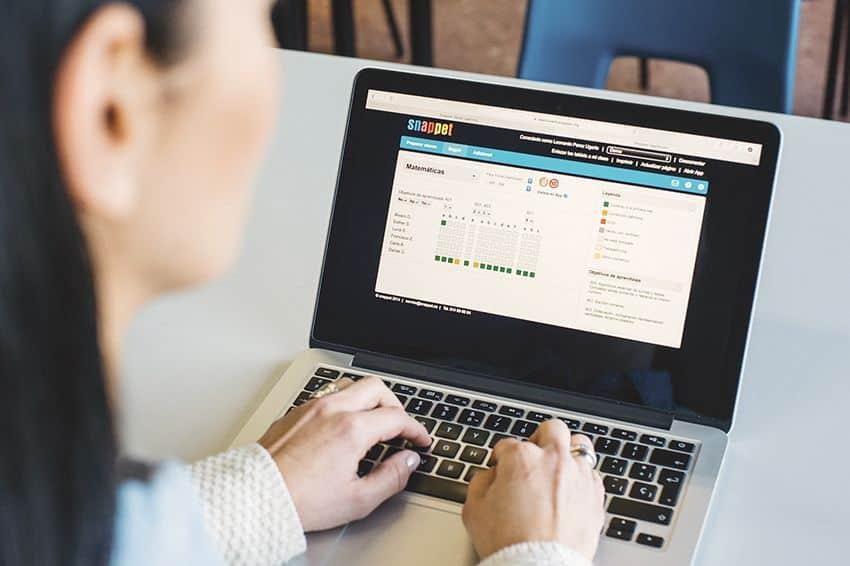 Snappet, un método basado en big data para mejorar el rendimiento escolar