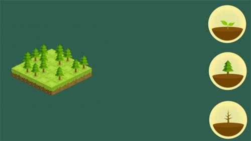 Aplicación Forest- técnicas de estudio