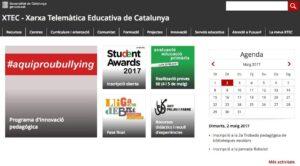 Portales educativos de las comunidades autónomas de España 2