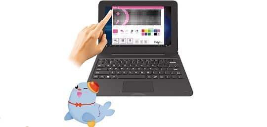 Una tableta con contenidos para el aula de Vexia 2