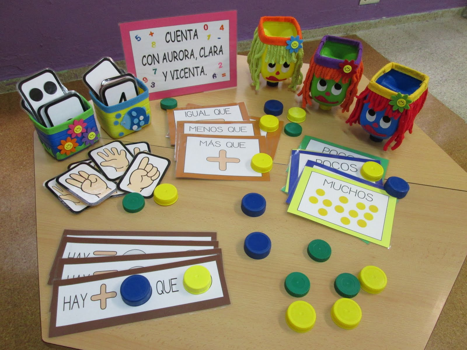 Recursos Para EducaciÓn Infantil: Matemáticas En Educación Infantil: Ideas Y Recursos