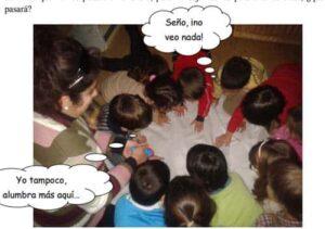 Infantil: 35 buenas prácticas educativas con TIC 40