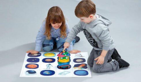 Enseñar robótica de Infantil a Primaria con Edelvives