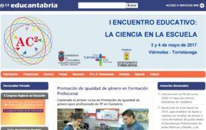 Portales educativos de las comunidades autónomas de España 14