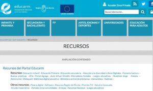 Portales educativos de las comunidades autónomas de España 9
