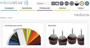 Portales educativos de las comunidades autónomas de España 13