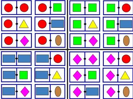 Trabajando las formas geométricas: