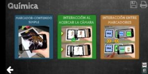 herramienta realidad aumentada augmented class