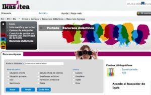 Portales educativos de las comunidades autónomas de España 17