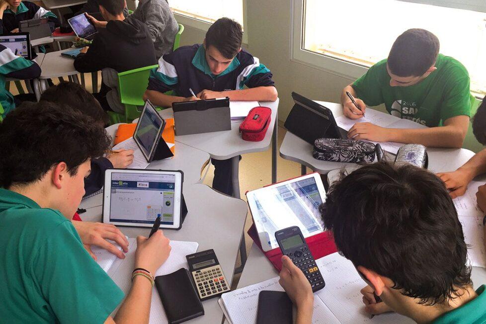 Aprender matemáticas en cualquier momento y lugar con interMatia