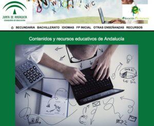 Portales educativos de las comunidades autónomas de España 1