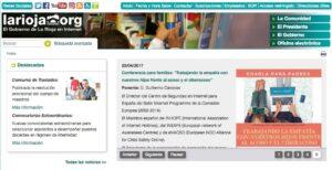 Portales educativos de las comunidades autónomas de España 15
