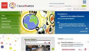 Portales educativos de las comunidades autónomas de España 3