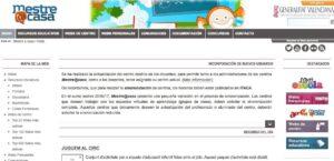 Portales educativos de las comunidades autónomas de España 4