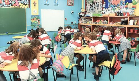 Mochila digital OnBook para aumentar la motivación en el colegio El Pilar Maristas 2