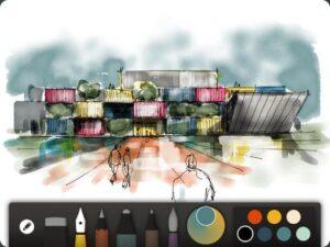 Las mejores apps para dibujar en la tableta 17