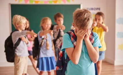 picture showing children violence at school 2
