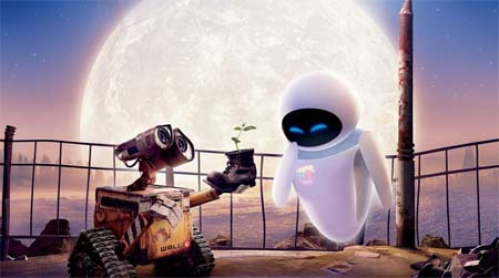 WALL-E Día Mundial del Medioambiente