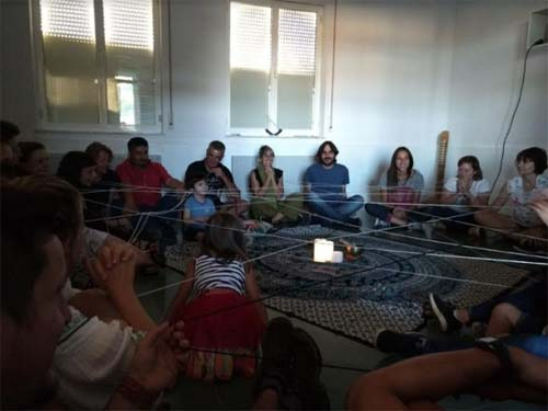 Escuela rural Sendas, pedagogías activas
