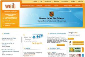 Portales educativos de las comunidades autónomas de España 11