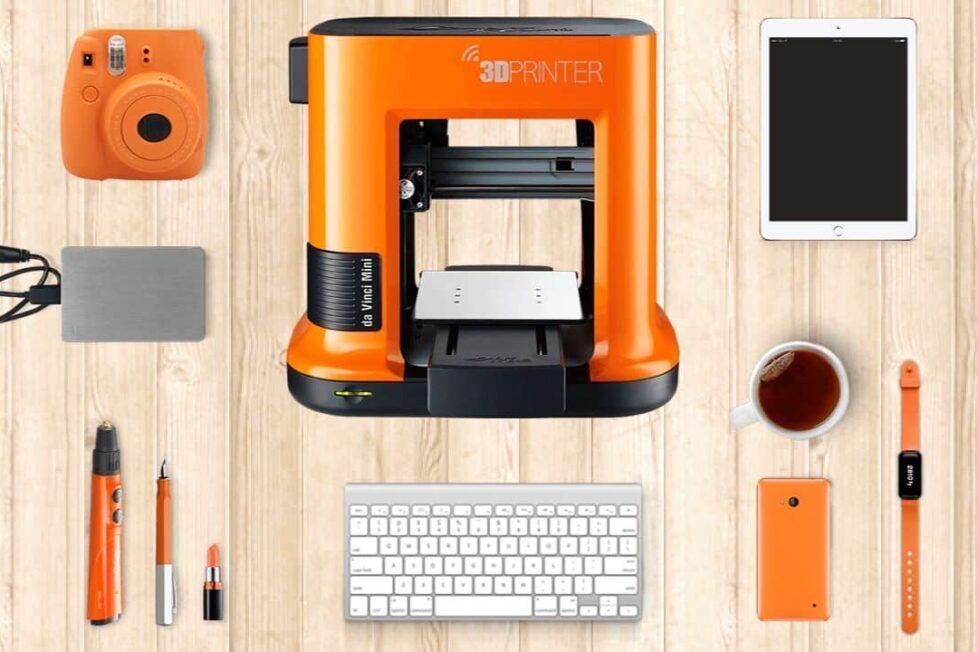 Imprimiendo en 3D con XYZPrinting da Vinci Mini w 2