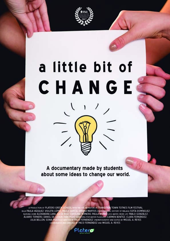 """A little bit of change"", un documental que quiere cambiar el mundo 1"