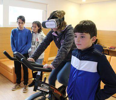 Actividad de Realidad Virtual activa e1496996067461