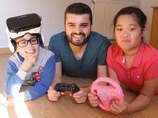 videojuegos en el camino a la inclusión