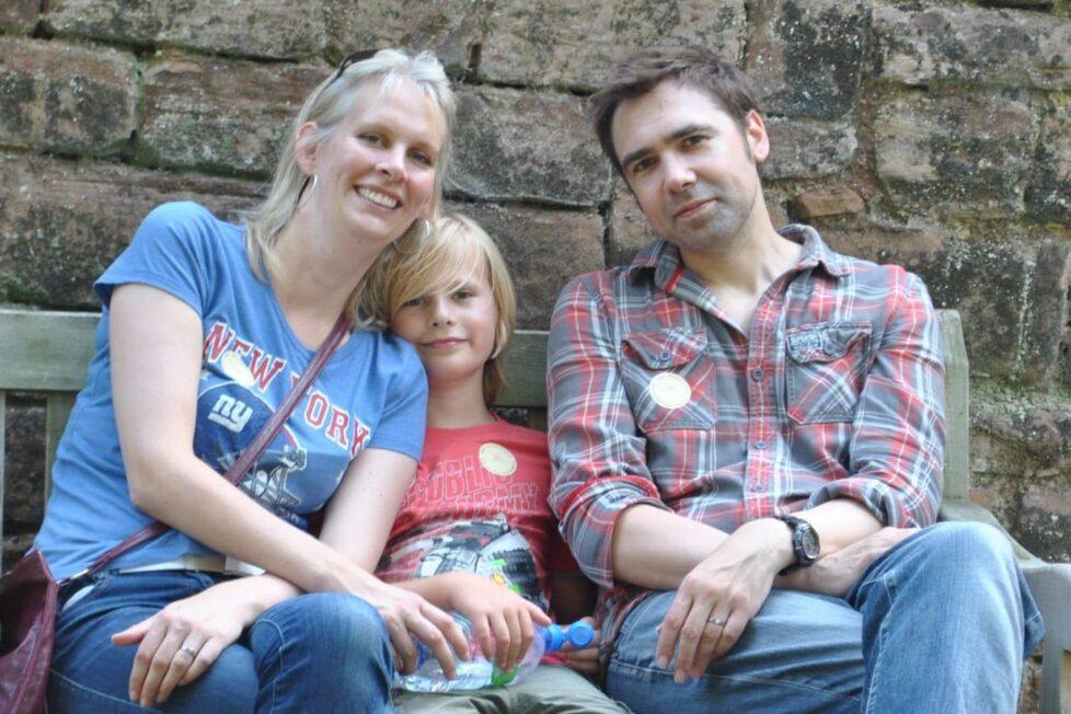 Keith Stuart, el padre que conectó con su hijo autista a través de Minecraft 2
