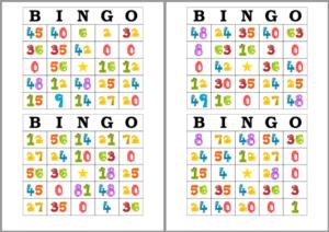 Ideas DIY para aprender las tablas de multiplicar de forma manipulativa 15